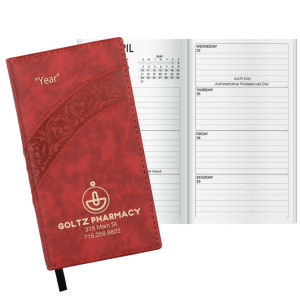 Promotional Pocket Diaries-W45115CW