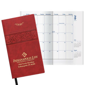 Promotional Pocket Diaries-W44177CM