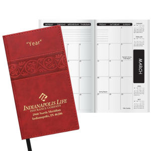 Promotional Pocket Diaries-W44176CW