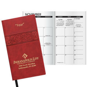 Promotional Pocket Diaries-W44176AW