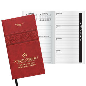 Promotional Pocket Diaries-W44177MB