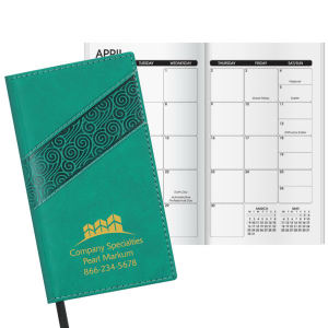 Promotional Pocket Diaries-W446138BW