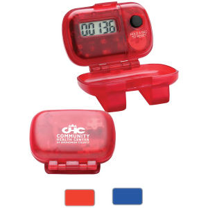 Single function step-counter pedometer