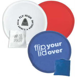 Promotional Flying Disks-WOR-FF01