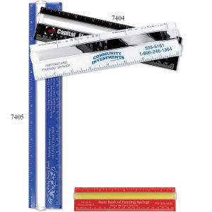 Promotional Rulers/Yardsticks, Measuring-7405