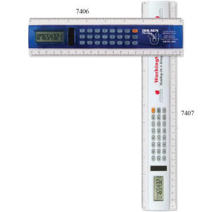 Promotional Rulers/Yardsticks, Measuring-7406