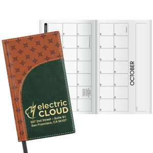 Promotional Pocket Diaries-W43880HM