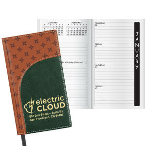 Promotional Pocket Diaries-W43880TM