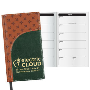 Promotional Pocket Diaries-W43880MB