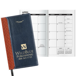 Promotional Pocket Diaries-W43881CW