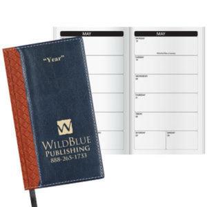 Promotional Pocket Diaries-W43882MB