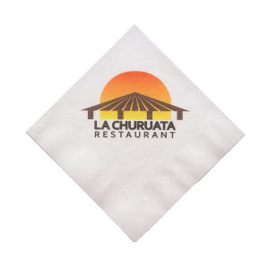Promotional Napkins-D-N10-WHITE