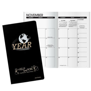 Promotional Pocket Calendars-W1134TM