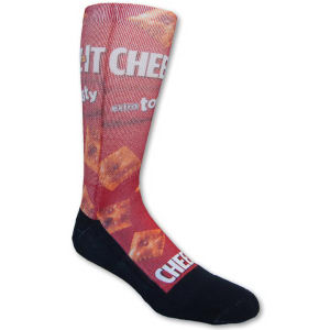 Promotional Socks-S536SUB-BLK-FC