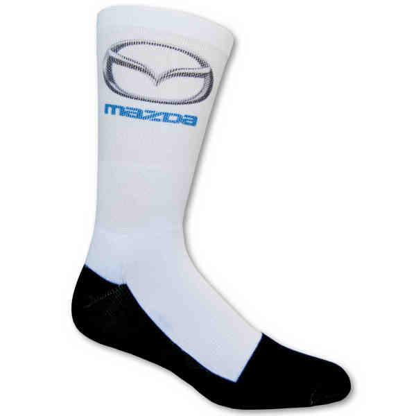 Athletic crew sock with