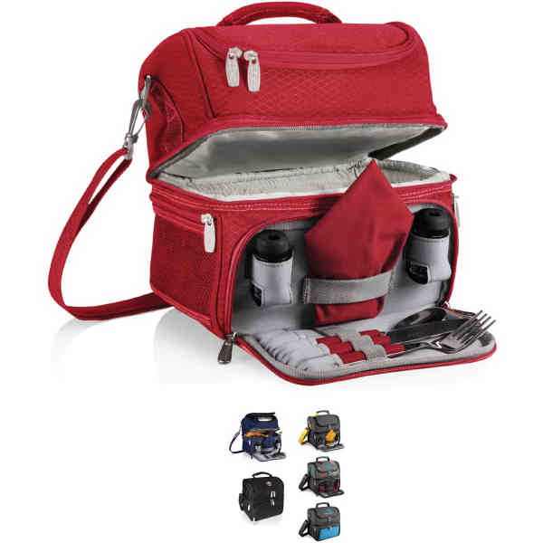 Insulated picnic pack with