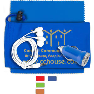 Promotional Vinyl ID Pouch/Holders-TK119