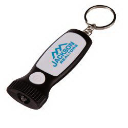 Promotional Keytags with Light-KL44