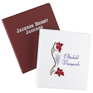 Promotional Binders-WBBNS5