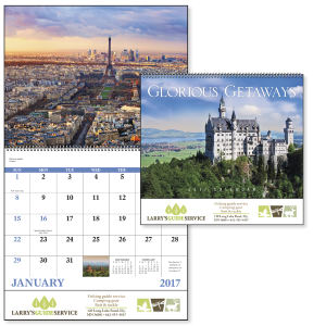 Promotional Wall Calendars-7025
