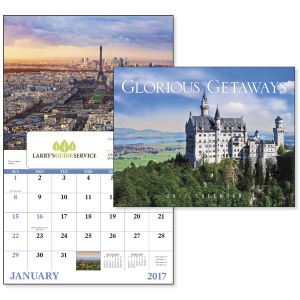 Promotional Wall Calendars-7525