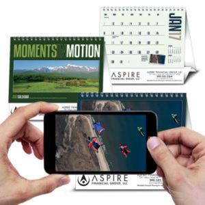 Promotional Desk Calendars-4290