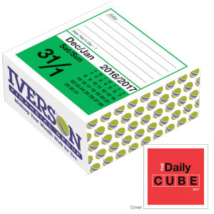 Daily Cube Nuvo (TM)