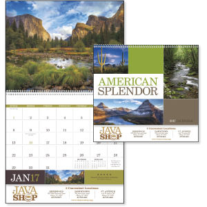 Promotional Wall Calendars-1709