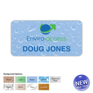 Promotional Name Badges-OAKS2