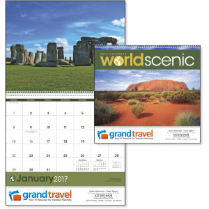 Promotional Wall Calendars-1712