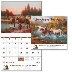 Promotional Wall Calendars-7271