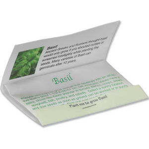 Promotional Seeds, Trees and Plants-341460