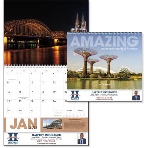 Promotional Wall Calendars-1724