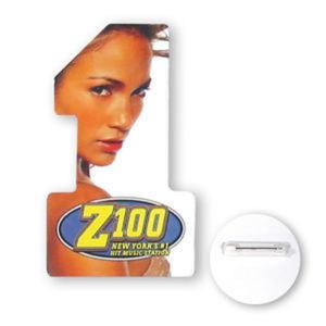 Promotional Standard Celluloid Buttons-BL-2982
