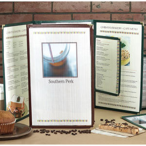 Promotional Menu/Menu Covers-WMVS58N2S
