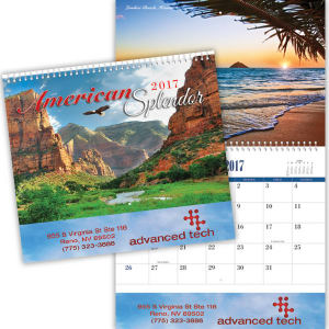 Promotional Wall Calendars-DC44602