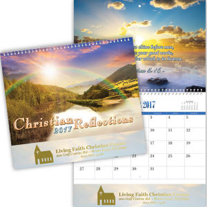 Promotional Wall Calendars-DC44604