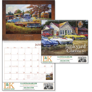 Promotional Wall Calendars-1862