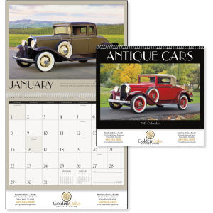 Promotional Wall Calendars-1858