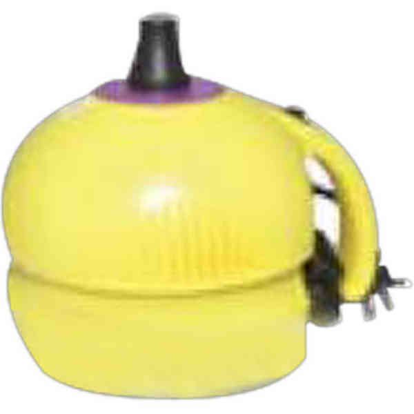 Electric air inflator for