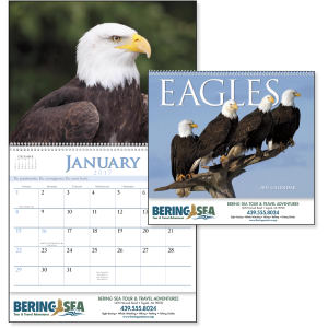 Calendar, features photographs of