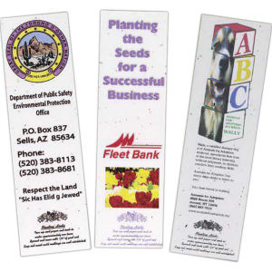 Promotional Bookmarks-342700