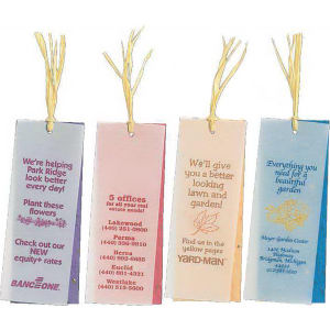 Promotional Bookmarks-342110