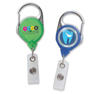 Promotional Retractable Badge Holders-704-TR-REEL