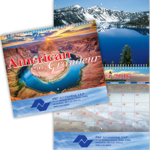 Promotional Wall Calendars-DC44612