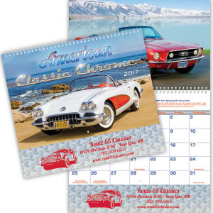 Promotional Wall Calendars-DC44876