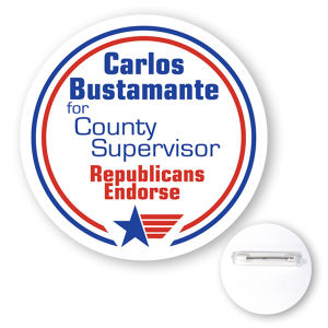 Promotional Standard Celluloid Buttons-BL-2890
