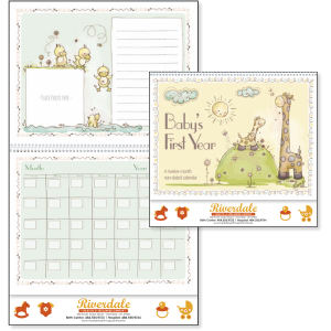 Promotional Wall Calendars-1403