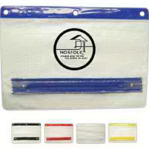 Promotional Vinyl ID Pouch/Holders-040336