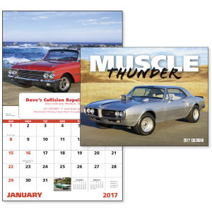 Window muscle thunder vehicle